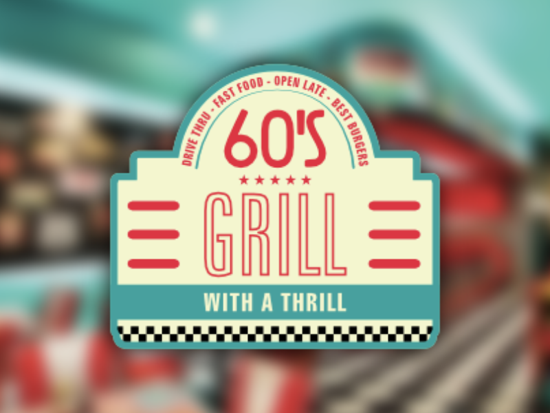 Grill With A Thrill Logo