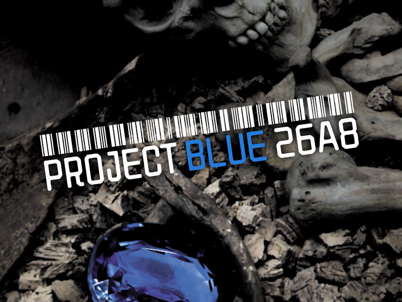 Project Blue 26A8 Logo